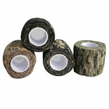 Self-adhesive Non-woven Camouflage WRAP RIFLE GUN Hunting Camo Stealth Tape VC