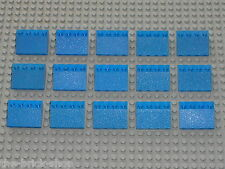 LEGO blue Slope Brick roof ref 3297 / set 365 361 400 113 4223 114 540 7664 364