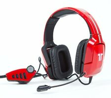 Mad Catz Tritton Pro + 5.1 Surround Gaming Headset PS4 PC Xbox 360 PS3 Auriculares