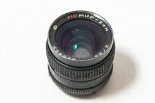 TESTED MC Mir-24N 24H 2/35 35mm f2 lens, M42, Canon, Pentax, Zenit. GOOD