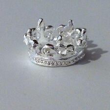 DOLLS HOUSE SILVER CROWN