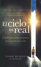 NEW - El cielo es real -Edición cinematográfica (Spanish Edition)