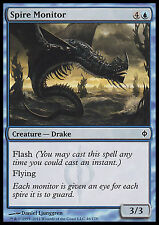 Spire Monitor X4 EX/NM New Phyrexia MTG Magic Cards Blue Common