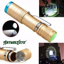 3500 Lumens 3 Modes CREE XML T6 LED Flashlight Torch Lamp Light Outdoor 2016