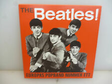 BEATLES-EUROPAS POPBAND NUMMER ETT. SWEDEN/HOLLAND 63-64-CD DIGIPACK-NEW SEALED.
