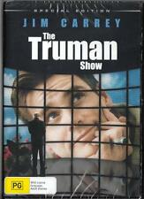 THE TRUMAN SHOW - JIM CAREY - NEW & SEALED REGION 4 DVD FREE LOCAL POST