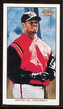 2002 Topps 206 Polar Bear 259 Ken Griffey Jr.