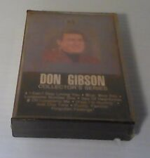 Don Gibson - Collector's Series - Cassette - SEALED