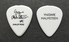 YNGWIE MALMSTEEN SIGNATURE GUITAR PICK RARE IMPORT!!