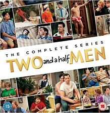 Two and a Half Men - Season 1 - 12 [DVD] *NEU* Die Komplette Serie auf 41 DVDs