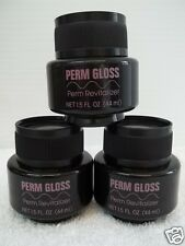Original IMAGE PERM GLOSS Perm & Curl Revitalizer~ 1.5 fl oz ~Lot of 3 Bottles!!
