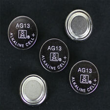 10PCS new AG13 LR44 SR44 L1154 357 A76 Button Coin Cell Pack Alkaline Batteries