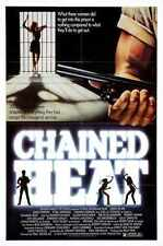 Chained Heat Poster 01 Metal Sign A4 12x8 Aluminium