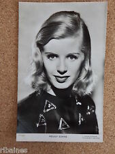 R&L Card: The People Show Parade, Peggy Evans Vintage Movie Star No.1120