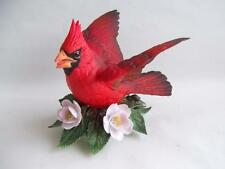 CARDINAL - LENOX PORCELAIN GARDEN BIRDS COLLECTION