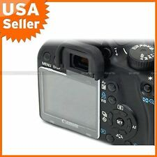 Hard LCD Cover Screen Protector Camera Canon EOS 1000D