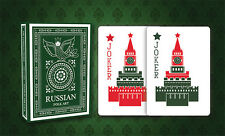 Russian Folk Art Playing Cards (Special Edition) brand new