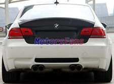 CSL Style Real Carbon Fiber Trunk BMW 3-Series E92 Coupe 320 328 335 M3 2D B079