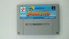 SPARKSTER KONAMI Nintendo  Super Famicom Japanese SFC SNES Japan USED