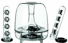 Harman Kardon SoundSticks III 2.1 Ch. Sound Desktop Speakers w/Subwoofer PC Mac
