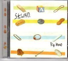 (DM83) S.K.W.A.D, Big Mono EP - 2007 CD