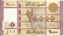 LIBAN - 20000 LIVRES 2014