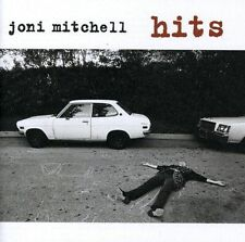 JONI MITCHELL HITS REMASTERED HDCD CD NEW