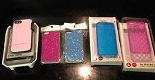 Edge SHINE Case for iPhone 5/5S- Pink And Other Case Lot 5 Case