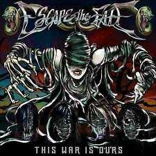This War Is Ours - Escape The Fate CD EPITAPH