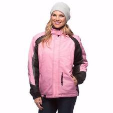 MOSSI® 2XL Pink & Black Outdoor Ski/Snowboard Jacket *NWT*