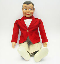 1960's JERRY MAHONEY with BOX Ventriloquist Dummy Doll Puppet Paul Winchell Juro