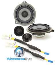 "ROCKFORD FOSGATE POWER T3-BMW2 4"" COMPONENT SPEAKERS SELECT BMW 2008-2010 MODELS"