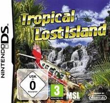 NINTENDO DS Lite DSi XL Tropical Lost Island  Wimmelbild Abenteuer NEU