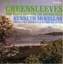 Kenneth McKellar GREENSLEEVES AND OTHER SONGS OF THE BRITISH ISLES - CDLF8131