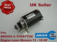 SM101 NEW STARTER MOTOR BRIGGS AND STRATTON to Fit Husqvarna ride on lawn mowers