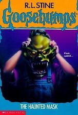 The Haunted Mask (Goosebumps) by R. L. Stine, Good Book