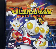 ULTRAMAN: POWER FIGHTER  -  PC GAME *** Brand New & Sealed ***