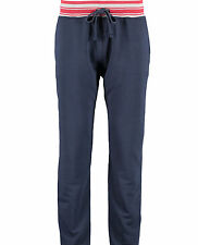 JUST CAVALLI Navy Joggers Sweatpants M IT48 W32 100% cotton Made in Italy