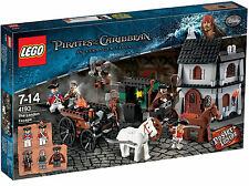 LEGO ® Pirates of the Caribbean-Fuga da Londra 4193 London Escape NUOVO & OVP