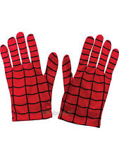 The Amazing Spiderman Child Gloves Boys Super Hero New Fancy Dress Costume