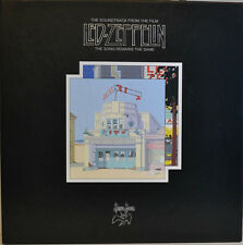 "OST LED ZEPPELIN - THE SONGS REMAIN THE SAME  RARE+BOOKLETT(4LP`S) 12"" LP(W 768)"