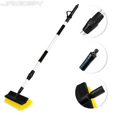 Aluminium Telescopic Water Fed Window Car Van Wash Extendable Brush Cleaner L