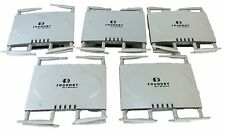 Lot of (5) Foundry Networks AP320 Dual-Radio Access Point Meru AP w/ Bracket