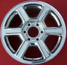 "BUICK RAINIER GMC ENVOY XL ENVOY 17X7"" POLISH FACTORY ORIGINAL WHEEL RIM 6052"
