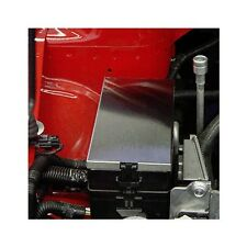 05-06-07-08-09 MUSTANG GT STAINLESS STEEL FUSE BOX COVER FITS V6 AND V8 5068-01