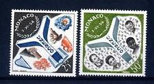 MONACO - 1959 - Inaugurazione del Palalzzo dell'UNESCO a Parigi