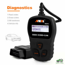 AD210 Auto OBD2 Code Reader Scanner Diagnostic Tool For USA European Asian Cars