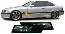 CRYSTAL SMOKED SIDE INDICATORS REPEATERS FOR  BMW E36 3 SERIES & E34 5 SERIES