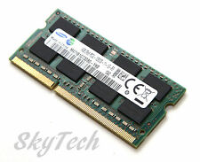 Tested 8GB PC3L-12800S DDR3 1600MHz 204 Pin Laptop Memory