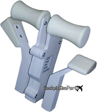 SAITEK SINGLE ARM DUAL HANDLES Add-on KIT V2 (WHITE)